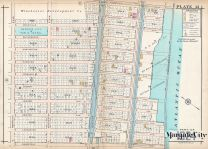 Plate 033, Atlantic City 1924 Absecon Island Vol 2 Ventnor - Margate - Longport